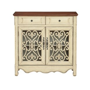 Lark Manor Mauzy 1 Drawer Accent Cabinet