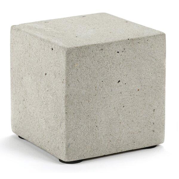 Williston Forge Yarmouth Cube Concrete Wayfair