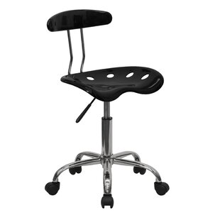 Low-Back Tractor Seat Computer Task Chair