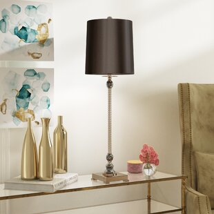 Kardos Crystal 33.5 Buffet Lamp