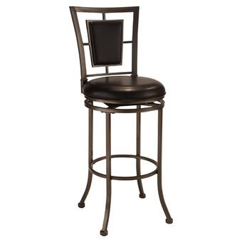 Alcott Hill Shaws Bar & Counter Stool & Reviews | Wayfair