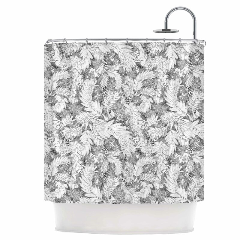 East Urban Home Paisley Shower Curtain Reviews