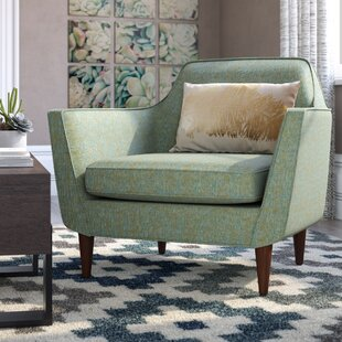 Read Reviews Strouse Armchair By Mercury Row