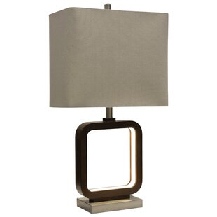 Valmar Well Wood 30 Table Lamp