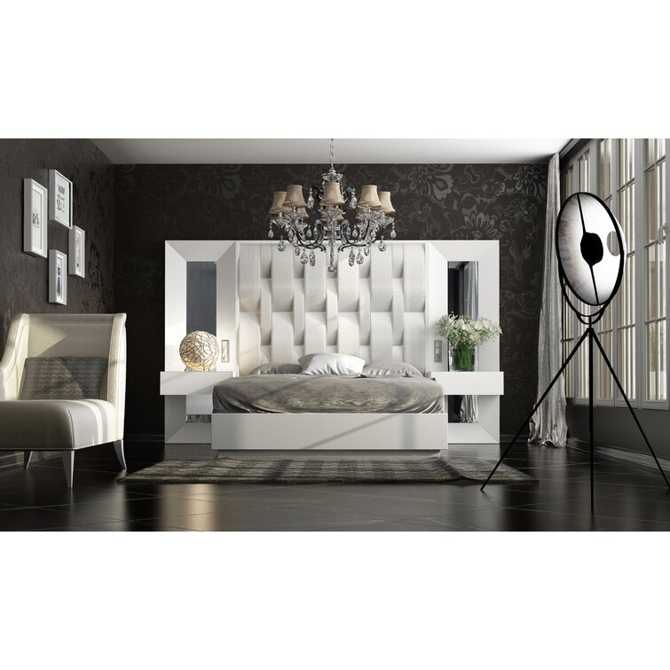 London Bedroom Set 12 Pieces