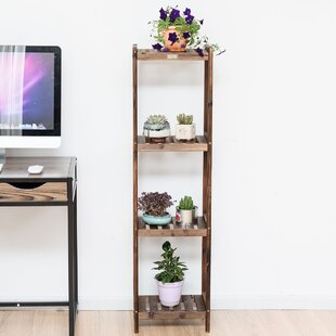 Shaeffer Rectangular MultiTiered Plant Stand