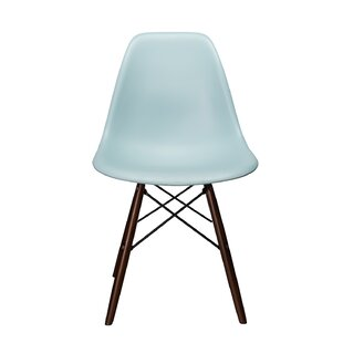 Tanner Molded Plastic Dining Chair by Turn on the Brights Today Only Sale