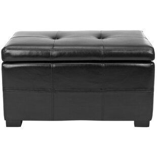 Hildebrandt Upholstered Storage Bench
