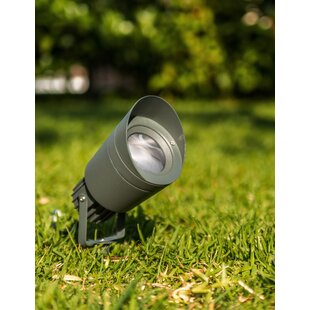 Quamaine 1 Light LED Spot Light By Sol 72 Outdoor