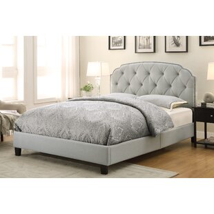 Find a Anson Upholstered Panel Bed by Andover Mills Reviews (2019) & Buyer's Guide