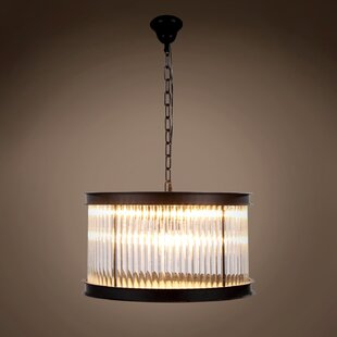 Everly Quinn Fulghum 6-Light Chandelier