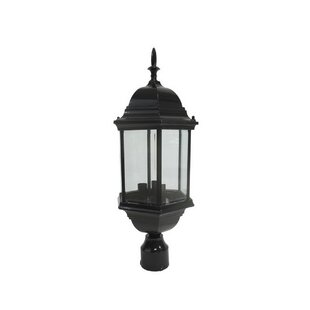 Henton 3-Light Lantern Head by Charlton Home
