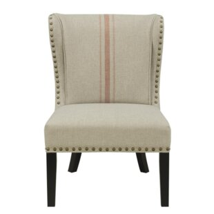 Brownstown Wingback Chair by Charlton Home