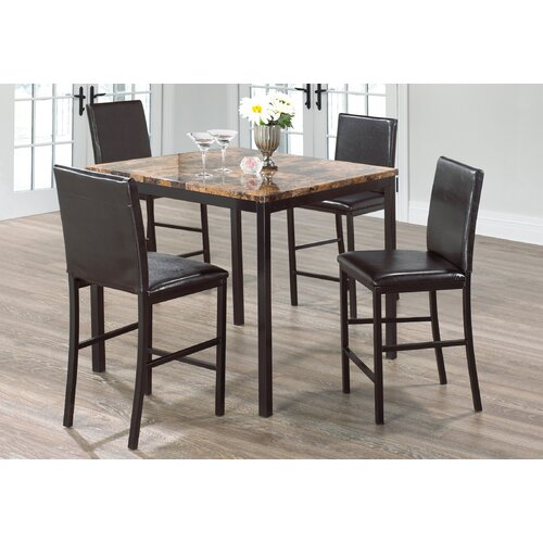 Hosier Marble Top Dining Table