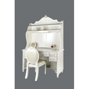 Citlali Writing Desk by House of Hampton Best