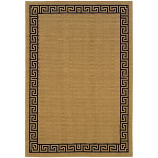 Nesbitt Beige Indoor/Outdoor Area Rug