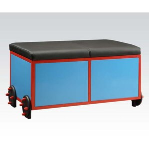 Edenburg Kids Bench with Storage Compartment by Zoomie Kids