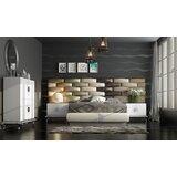 Rone Upholstered Standard Bed by Brayden Studio®