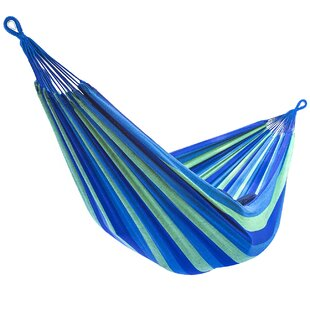 Brazilian Cotton Camping Hammock