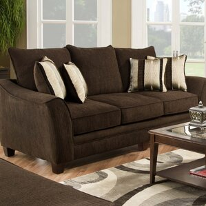 Allard Loveseat by Chelsea Home