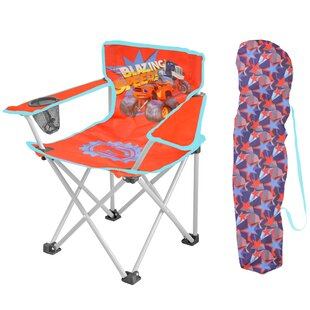 New Style Character Camp Monster Machine Kids Chair ByIdea Nuova