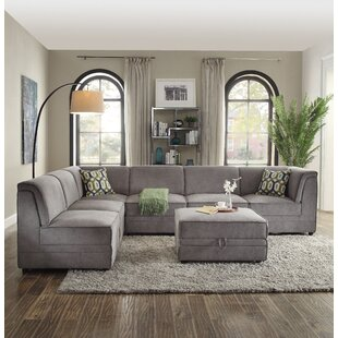 Mahler Modular Sectional with Ottoman