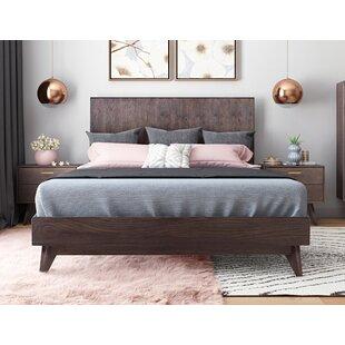 Dalessio Wooden Platform Bed by Brayden Studio