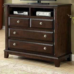 Harvell 4 Drawer Media Chest