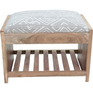 Arana Upholstered Storage Bench By Foundry Select