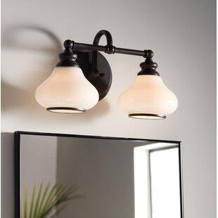 Winston Porter Jablonski 2-Light Vanity Light