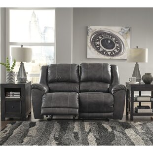 Shop Waterloo Reclining Loveseat by Darby Home Co
