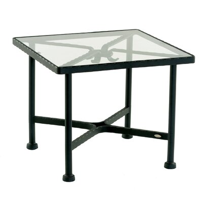 Aikens Glass Side Table by One Allium Way 2020 Coupon