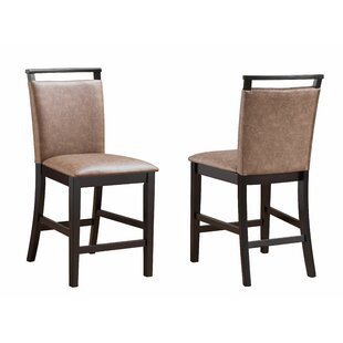 Ronan Upholstered Dining Chair (Set of 2) Red Barrel Studio