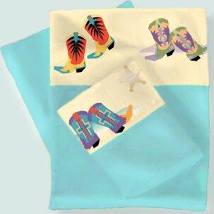Cowboy Sheets / Pillowcase Set
