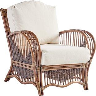 Bay Isle Home Stabile Chair with Cushion