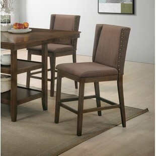 Wallach Counter Height Bar Stool (Set of 2) by Gracie Oaks