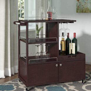 Corsham Bar Cart by Red Barrel Studio