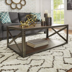 Salia Coffee Table by Mercury Row