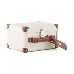 e6d1f17cf562 Vintage Decorative Suitcases   Wayfair