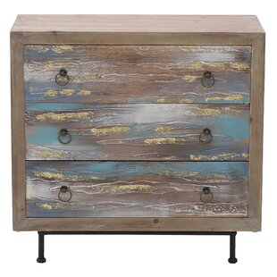 Clintonpark 3 Drawer Chest By Bloomsbury Market