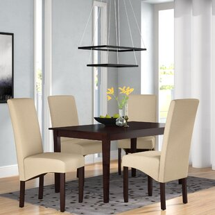 Darryl 5 Piece Dining Set Latitude Run