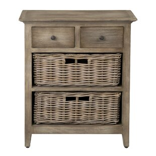 Dinuba 2 Drawer and 2 Basket Chest