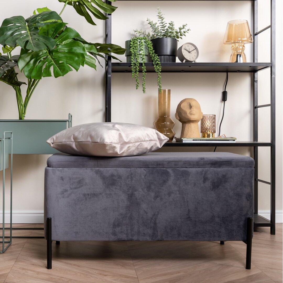 Snog Upholstered Storage Bench