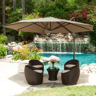 Home Loft Concepts 11.5' Cantilever Umbrella