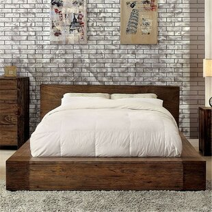 Blocher Platform Bed by Foundry Select