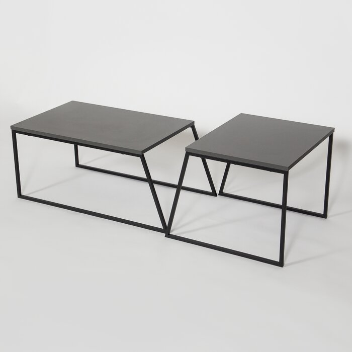 Ruben Coffee Table White