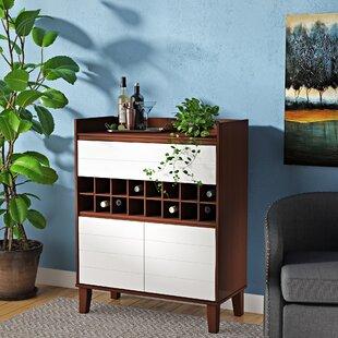 Davila Wine Cabinet by Mercury Row