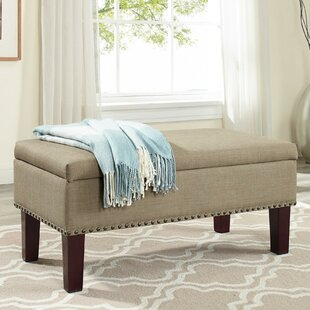 Darby Home Co Beames Storage Ottoman