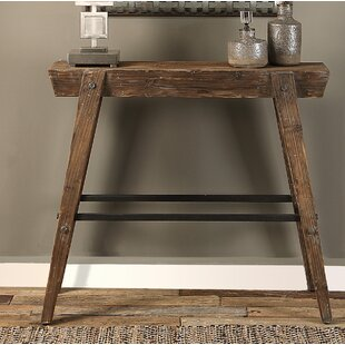 Kerns Wooden Console Table