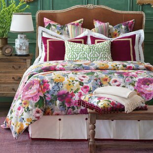 Tresco Bloom Comforter Set by Eastern Accents